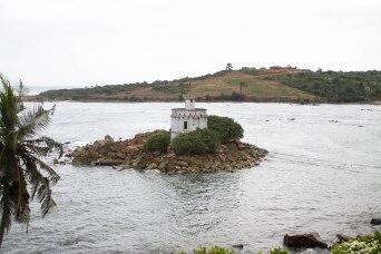 Watch Tower at Fort Metal Cross • Amuzujoe • CC BY-SA 4.0