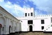 Fort Metal cross • Kwameghana • CC BY-SA 4.0